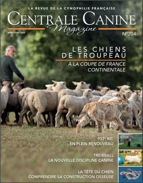 Centrale Canine Magazine 204