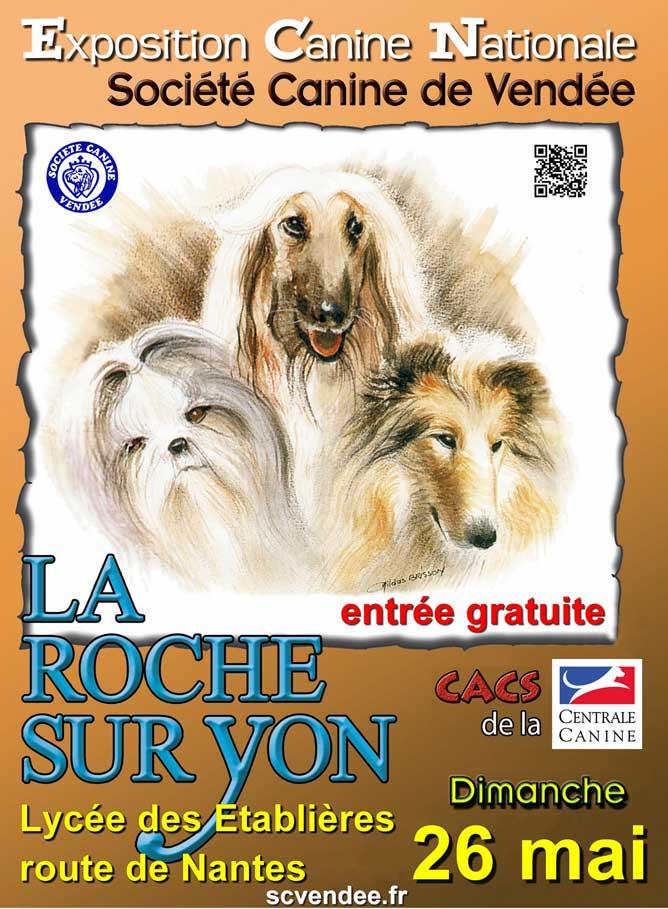 exposition La Roche sur Yon