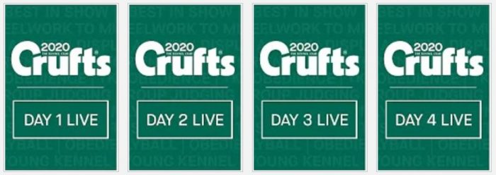 Crufts 2020-4days