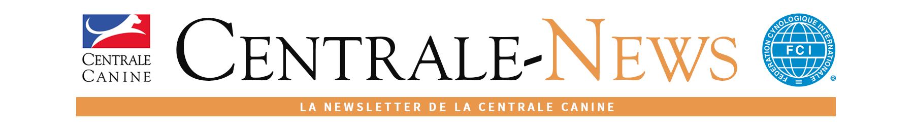 Centrale-News, la newsletter de la Société Centrale Canine