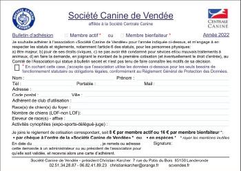 adhésion SCV 2022_1